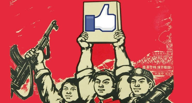 Communist China Launches Massive Twitter, Facebook Propaganda Campaign Against Hong Kong Protesters