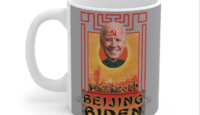 Get Your Own BEIJING BIDEN Coffee Mug — Exclusive Design at The Liberty Daily Store!