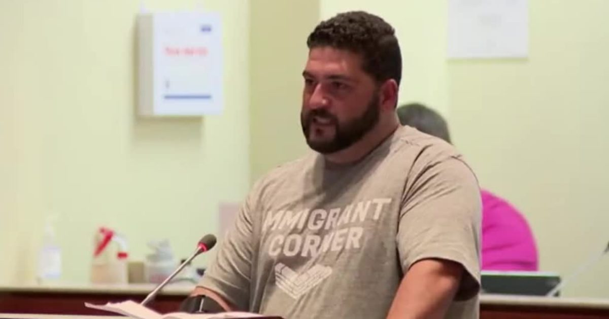 ICYMI_ Iranian Christian Father Tells School Board What They Can Do With Their Critical Race Theory