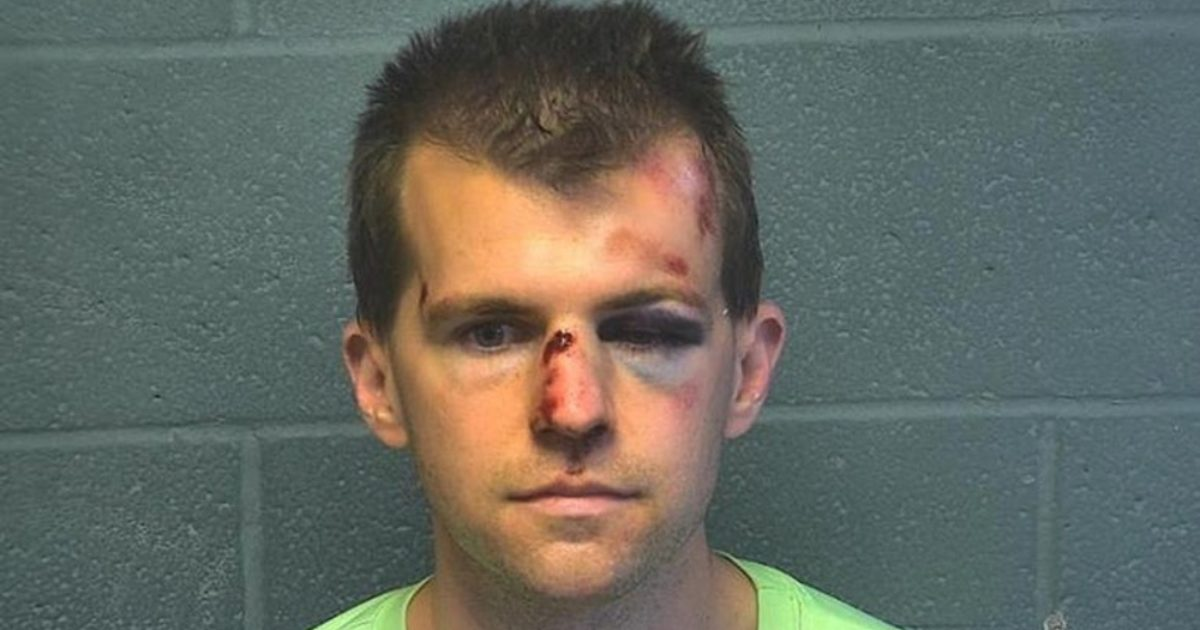 Mugshot of the Day_ Pastor Caught Groping a Kid Gets Skull Cracked by Oklahoma Father